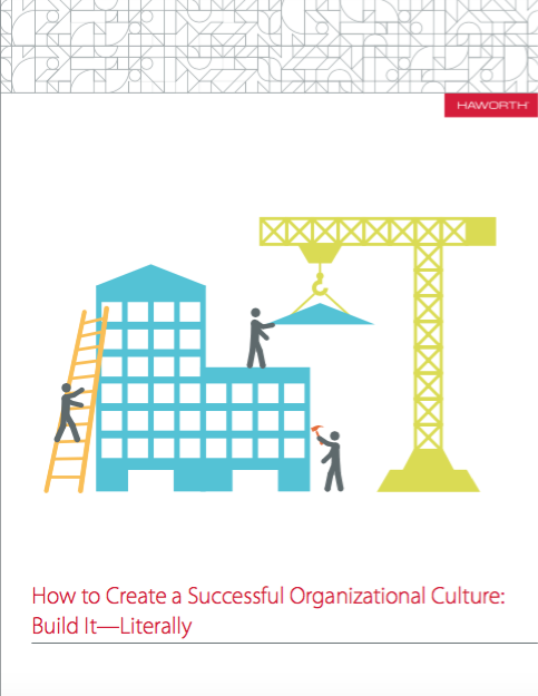 How to Create a Successful Organizational Culture: Build it - Literally