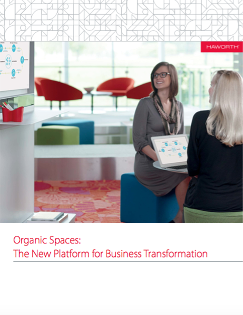 Organic Spaces: The New Platform for Business Transformation
