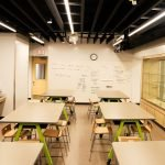 Grand Rapids Public School Class Room Furniture bu Interphase Interiors