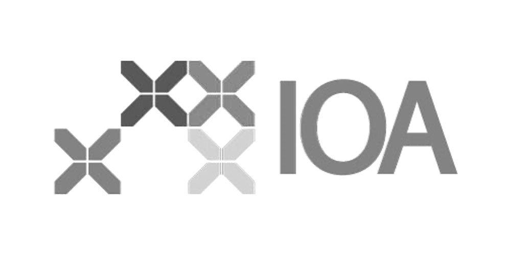 IoA Healthcare logo